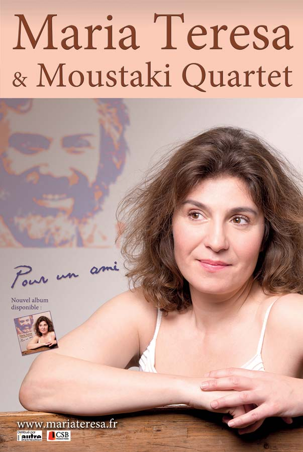 Maria Teresa & Moustaki Quartet